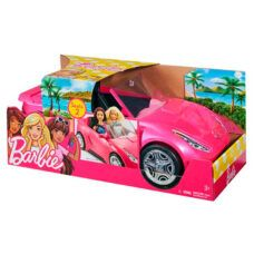 Auto Convertible Glam - Barbie
