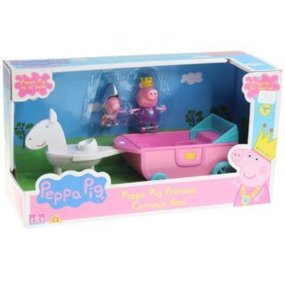 Carruaje Real Princesa - Peppa Pig