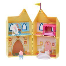Peppa Pig Princesa - Torre Secreta