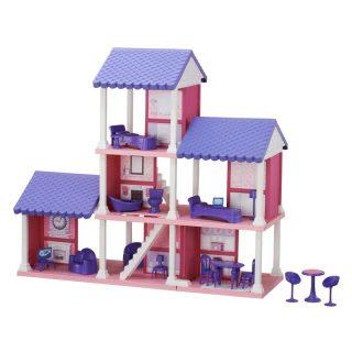 American Plastic - Casa de Muñecas Grande