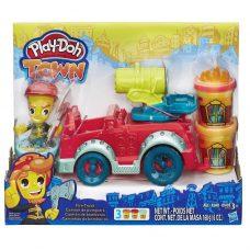 Play Doh Town - Camión de Bomberos - Toy Store