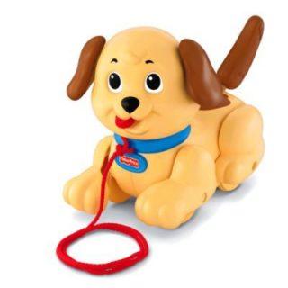 H9447 Fisher Price - Perrito de arrastre Snoopy