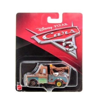 Cars 3 - Vehiculo Mate