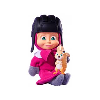 Muñeca Masha y el Oso con Ardilla