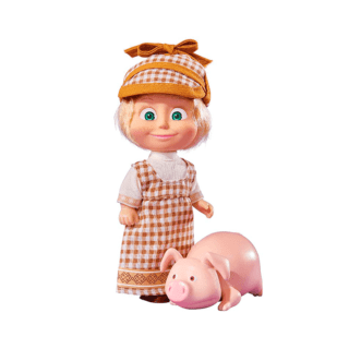 Muñeca Masha y el Oso con Cerdo