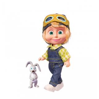 Muñeca Masha y el Oso con Conejo