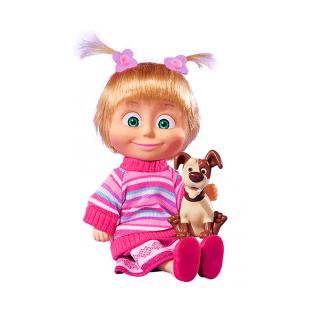 Muñeca Masha y el Oso con Perro