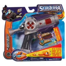 Bajo Terra - Pistola Lanza Babosas Dr. Blakk's