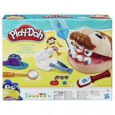 Set De Masas Dentista Bromista - Play Doh