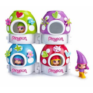 Pinypon - Enanito con Casa Honguito