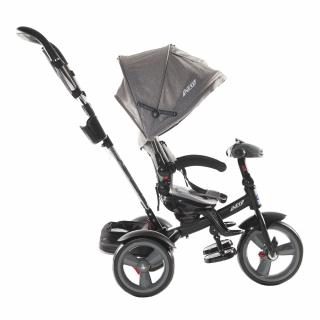 Bebesit - Triciclo NEO 5 en 1 - Gris