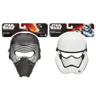 Star Wars - Mascaras Basicas