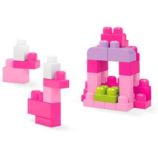 Fisher Price - Mega Bloks Bolsa con 80 piezas