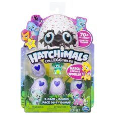 Hatchimals - Pack x4 + regalo