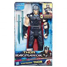 Thor - Figura electrónica interactiva 30 cm