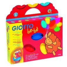 Giotto Be-bé - Pinturas para Dedos x3