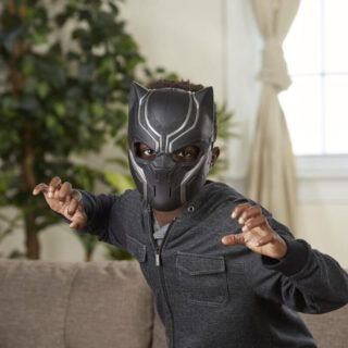 Black Panther - Máscara básica