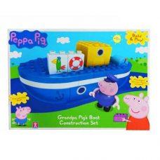 Barco del Abuelo - Peppa Pig Construcción