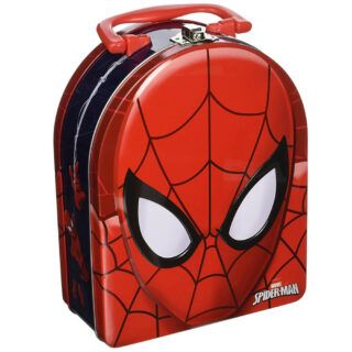 Lunchera de Metal Spiderman