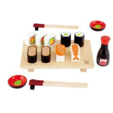 Sushi Alimentos en Madera - Hape