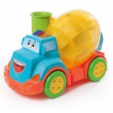 Camión lanza pelotas con Luz y Sonido - Calesita