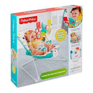 Silla Mecedora con Vibraciones - Fisher Price