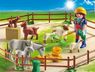 Playmobil 6133 - Animales de la granja