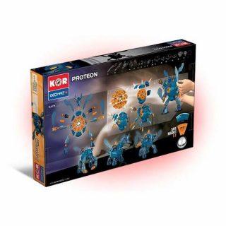 Juego Construcción Kor Proteon Blatta 103 pcs - Geomag
