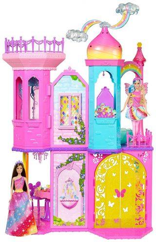 Castillo Casa De Muñecas Barbie