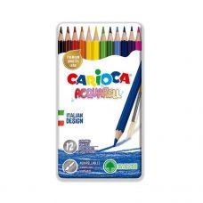 Lápices Acuarelables Acquarell x12 - Carioca