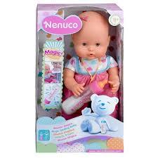 Bebé con Biberón Mágico - Nenuco