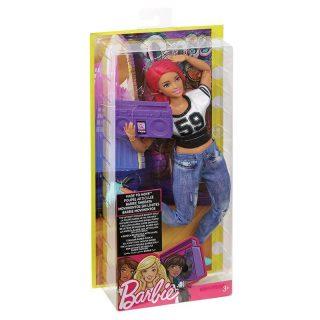 Muñeca Articulada Bailarina - Barbie
