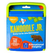 Kanoodle Junior Puzzle - Educational Insights